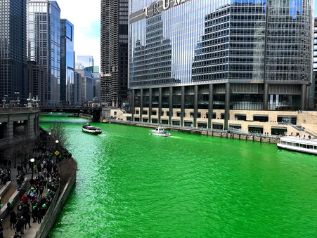 Taking On Chicago for St. Patrick's Day