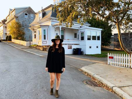 Spooky Season in Salem, Massachusetts