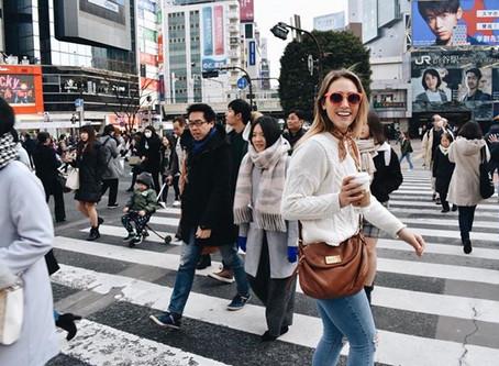 Girlfriend's Guide to Japan: Tokyo