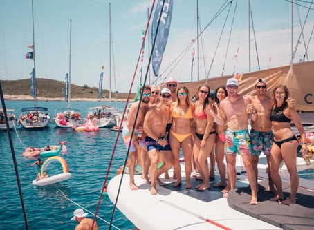 How To Book The Yacht Week