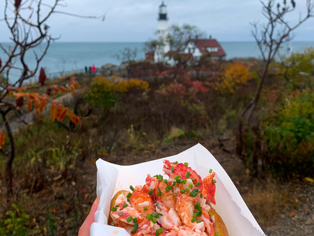 Where to Eat Maine's Best Lobster Roll