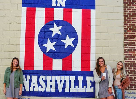 Weekend In Nashville, Tennessee