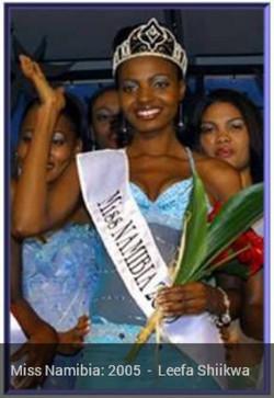 2005 Leefa Shiikwa