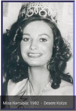 1982 Desere Kotze