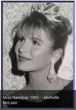 1991 Michelle McLean