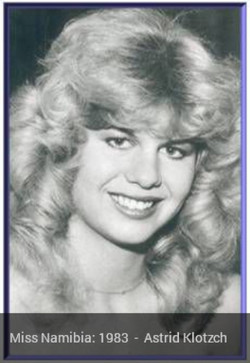 1983 Astrid Klotzch