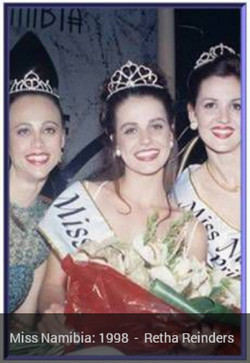 1998 Retha Reinders