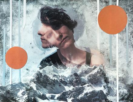 Autoportrait. Mountance love
