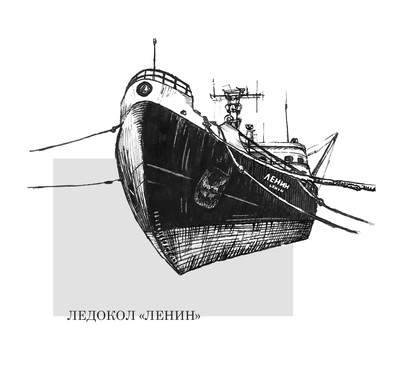 Icebreaker Lenin
