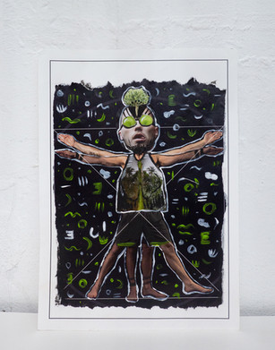 Green Man of the future