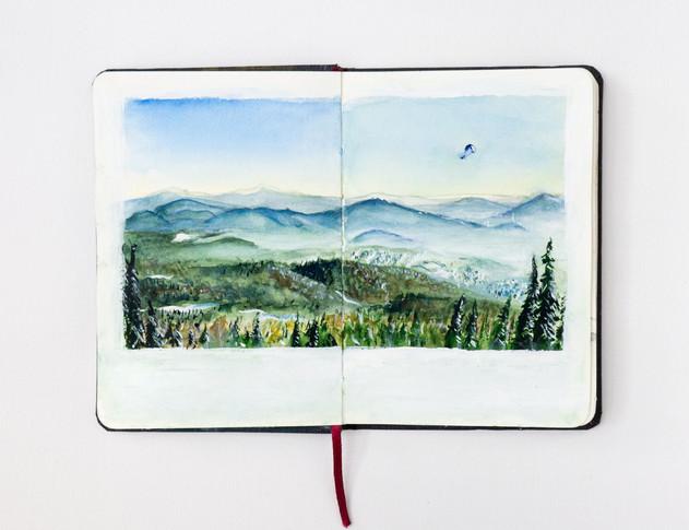Mountain Shoria