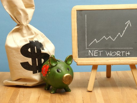 #17 - Net Worth > Cash