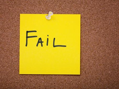 #8 - Failing Forward