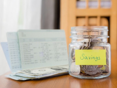 #11 - Budgeting Savings