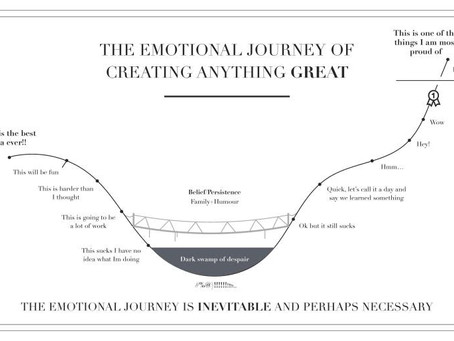 #9 - Journey To Something Great