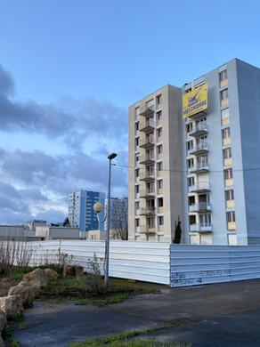 NPNRU Vitryat : l'évolution du quartier du Hamois