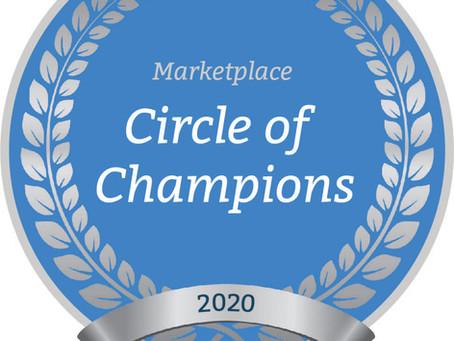 Circle of Champions!