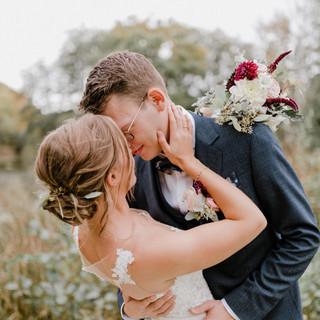 Huwelijk Michelle & Mathias