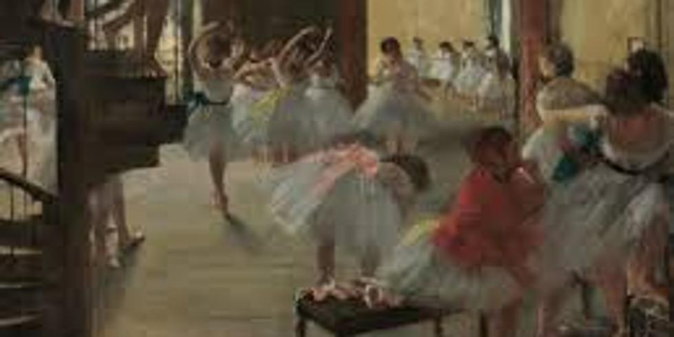 Degas & French Paintings at the NGA