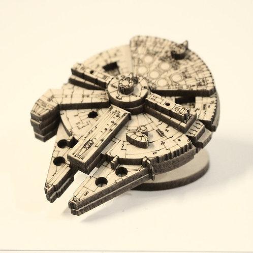 Millennium Falcon Miniature Kitset