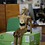 Thumbnail: Large Wooden Painted C3PO