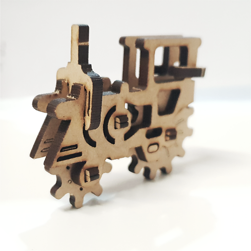 Make Your Own Cog Train