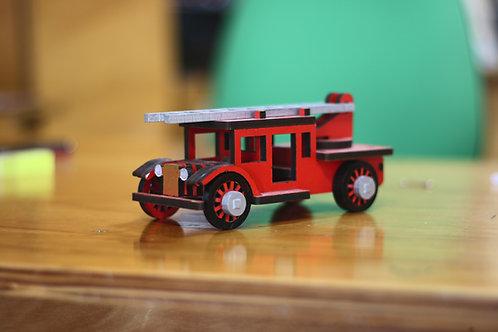 Small Firetruck