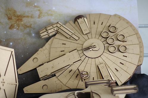 Millennium Falcon Kitset