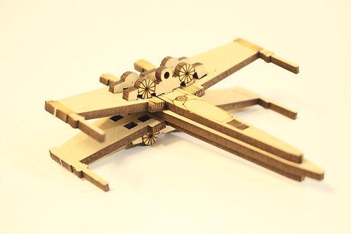 Miniature X-Wing Kitset