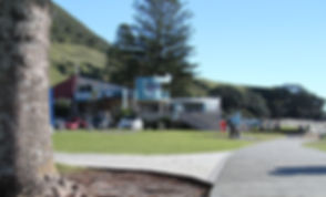 Hope Family Funeral Services supports Mount Maunganui Surf Lifesaving Club as a funeral venue