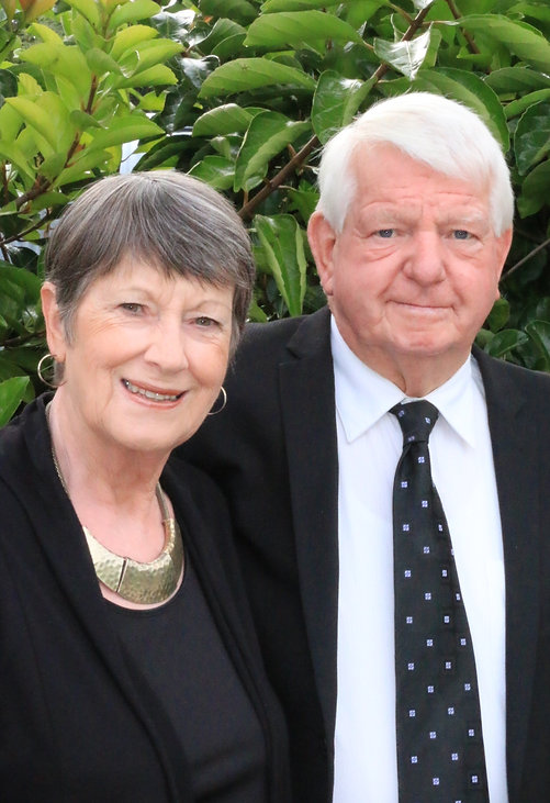 Richard and Dorothy Hope Funeral Directors for Hope Family Funeral Services Home