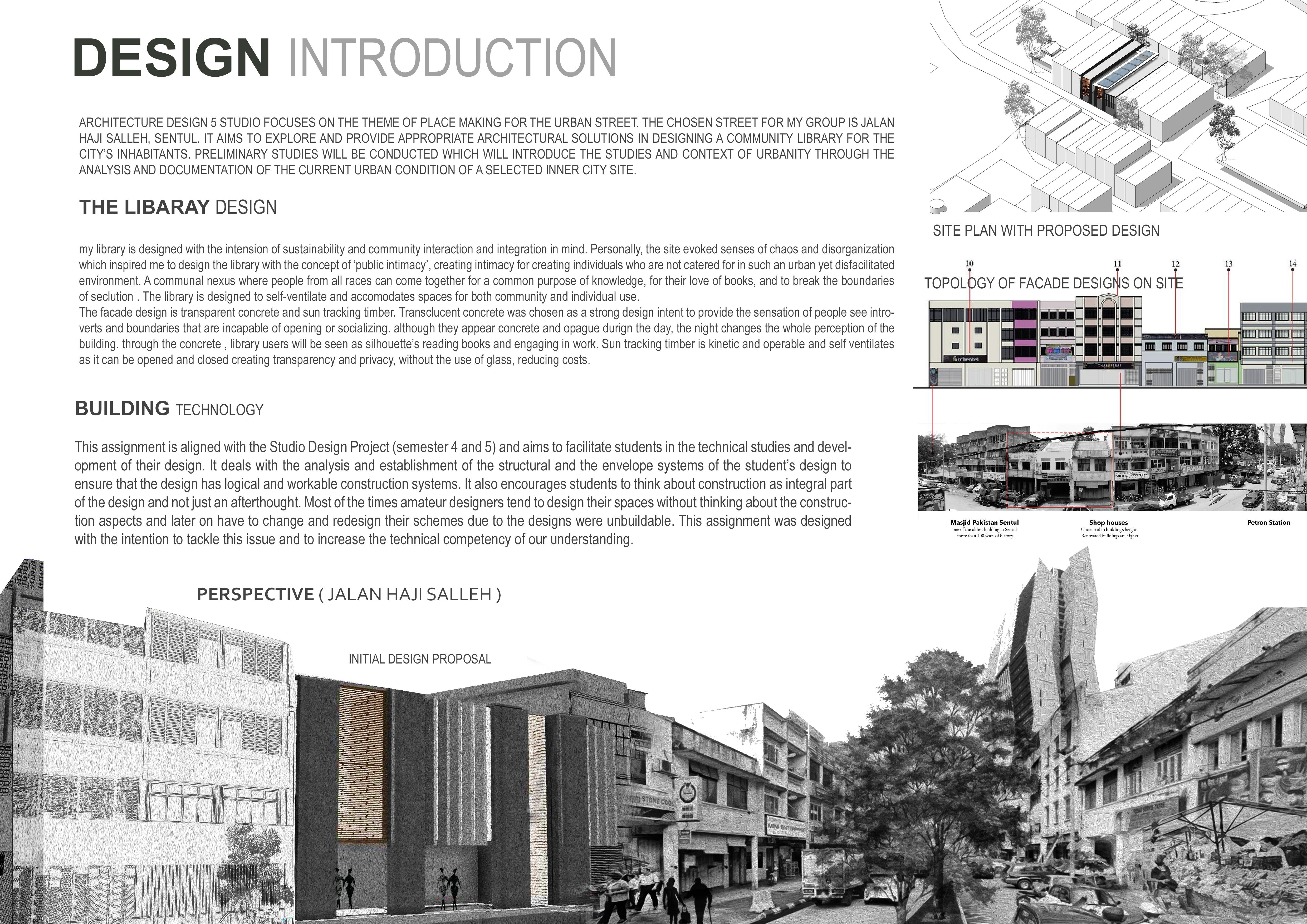 building technology 1 | archiportfolio
