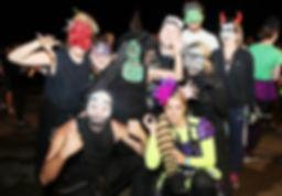 run party lisbonne halloween