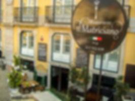 restaurant italien Lisbonne