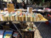 feira da ladra Lisbonne