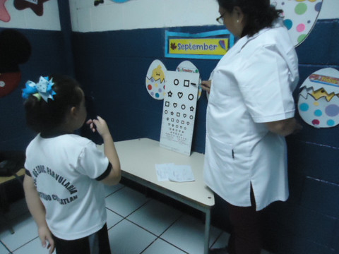 Programa Salud Visual Mira Bien