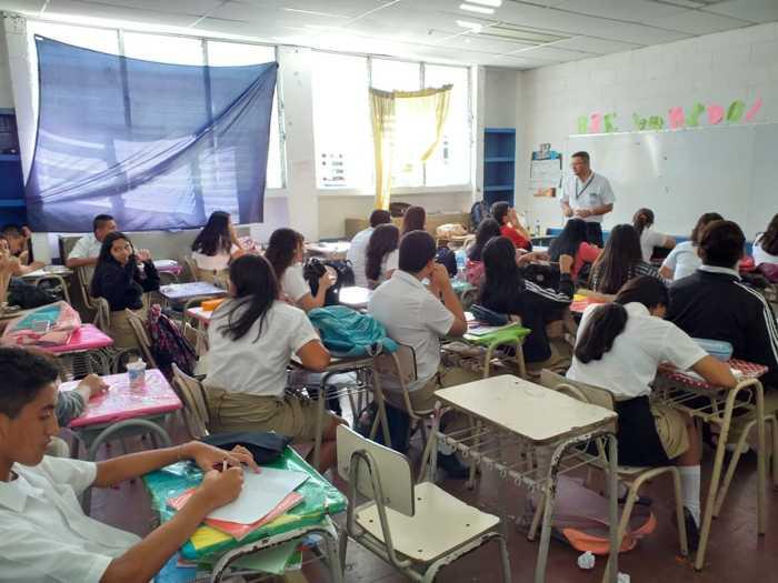 Jornada educativa  INAC