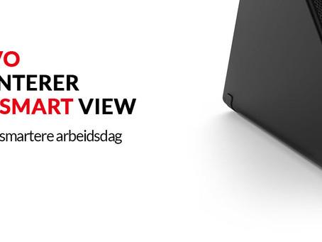 ThinkSmart View - Produktet som revolusjonerer din arbeidshverdag