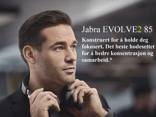 Evolve2 85 - En ny standard i hodesett