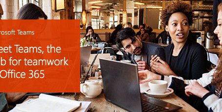 Samarbeide med alle ansatte i  Microsoft Teams