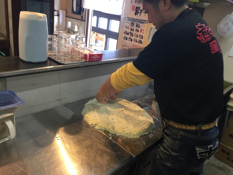 自家製麺での提供スタート!