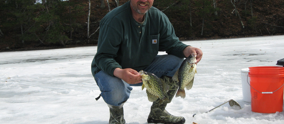 Fishing Report 2/5/18