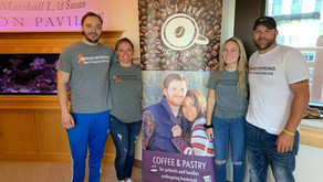 Brady and Family giving back through JD's Java