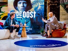 First Dutch Prime Video Original, De Oost, première