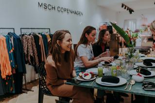 MSCH Copenhagen influencer breakfast