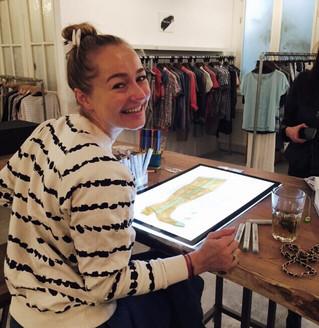 Actress Carolien Spoor designs Rebootz