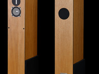 Catharsis three-way speakers pair front-