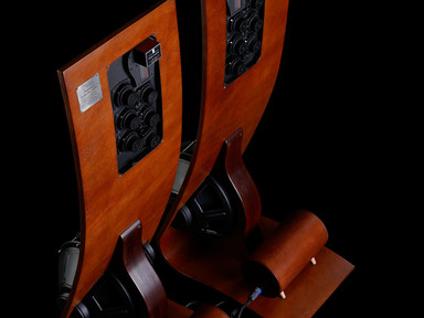 Daydream Dipole OB speakers rear view.jp