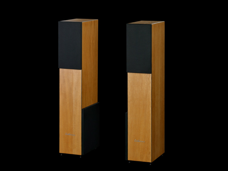 Catharsis 3-way speakers