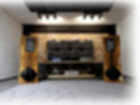 Apriori dipole OB loudspeaker banner hif